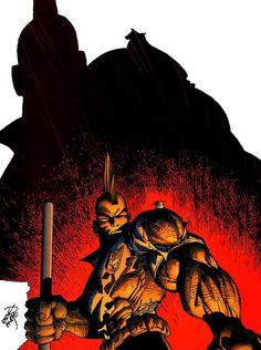 Savage Dragon: Baptism of Fire TPB cover art Comic Book Characters, Comic Book Heroes, Comic Books Art, Image Comics, A Comics, Comic Book Companies, Savage Dragon, Legion Of Superheroes, Fire Dragon