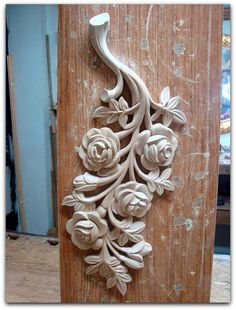 Mural Painting, Texture Painting, Clay Crafts, Wood Crafts, Wal Art, Wood Appliques, Clay Wall Art, Plaster Art, Wood Carving Designs
