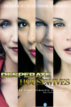 Desperate Housewives - would be fun to try with other faces