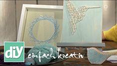 String-Art - Fadenkunst | DIY einfach kreativ                              …