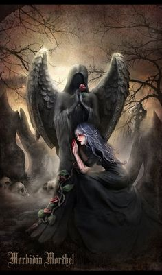 Any fallen/gothic angel artists?