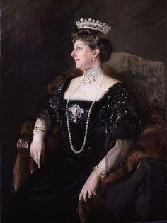 Joaquin Sorolla: Princess Beatrice of Battenberg by deflam, via Flickr