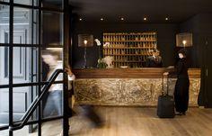 Excelente servicio de conserjeria en el Hotel Pulitzer Paris