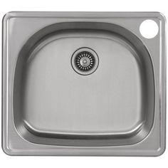 Blanco Overmount Sinks : overmount stainless overmount sinks gauge single 18 gauge full liner ...