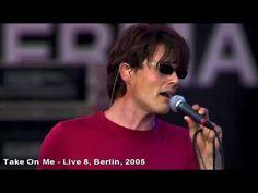 Palatoreratu: Palatoreratu A-ha - Take On Me - Live 8, Berlin - ...