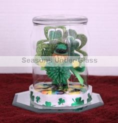 St. Patrick's Day Centerpiece Collection
