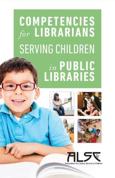 Coree competenciew from ALSC for children's librarians in public libraries