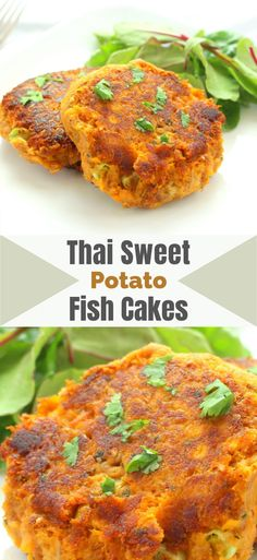 A scrumptious infusion of Thai flavours make this sweet potato and tuna fishcake recipe a total winner. High in protein, rich in healthy carbohydrates High Protein Recipes, Healthy Recipes, Fish Cakes Recipe, Fishcakes, Yummy Food, Tasty, Sweet Potato Recipes, Asian Cooking, Recipe Of The Day