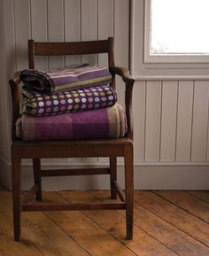 Welsh woven cusions and throws in amazing colours from Melin Tregwynt @eifiongriffiths