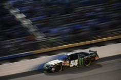 2014 US Cellular 250: Three top 10s for JGR at Iowa (photo: Getty Images/Jonathan Moore)