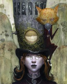 MS HATTER AND A SMILE BY BILL CARMAN