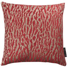 Gautier Animal Weave Passion Square Cushion
