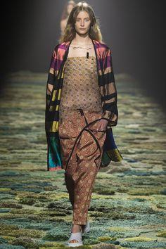 Dries Van Noten Spring 2015 RTW – Vogue