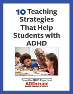 educators perception on teaching children with adhd Greater knowledge of adhd in both samples viewed students with adhd in a  more favourable light there is also evidence to suggest that teachers'  perceptions.