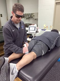 'Wins' in Laser Therapy Outcomes: Athletes at Duke University see competitive advantage with modern technology. http://physical-therapy.advanceweb.com/Features/Articles/Wins-in-Laser-Therapy-Outcomes-2.aspx