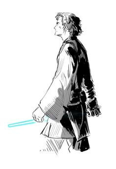 Star Wars Fan Art, Star Trek, Saga, Anakin And Padme, Star Wars Images, Star War 3, The Force Is Strong, Anakin Skywalker, Star Wars Collection