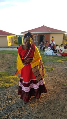 Xhosa Attire, African Attire, African Wear, African Fashion, African Print Dresses, African Dress, African Traditional Dresses, My People, Weeding
