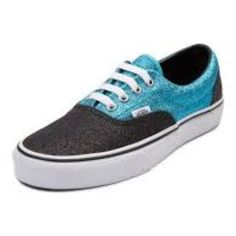 959a03fe53a07a Shop Women s Vans Blue Black size Sneakers at a discounted price at  Poshmark. Description  The blue is more of a teal.