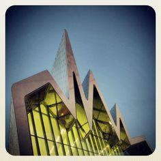 Zaha Hadid - RIVERSIDE MUSEUM
