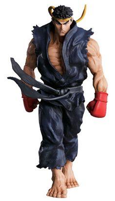 Street Fighter IV Gashapon Figures