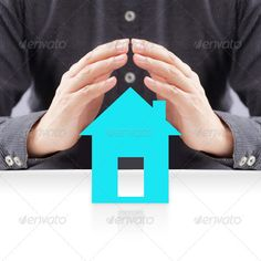House and hands ...  agent, architect, architecture, building, business, buy…