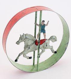 George Brown Circus Hoop Toy : Lot 432