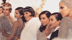 Unbreakable! How a Crazy 2015 Made the Kardashian-Jenners Stronger Than Ever!: If you've been anywhere near a phone, computer, or television this year, you know that the Kardashian-Jenners dominated the headlines in 2015.