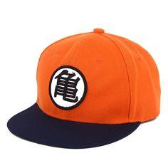 a26f37576d8b8 Dragon ball baseball cap boys girls kame sen nin logo hat snapback one size  cap1 Casquette