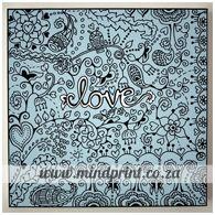 love (detailed) Arabic Calligraphy, Canvas Prints, Store, Heart, Photo Canvas Prints, Storage, Arabic Calligraphy Art, Shop