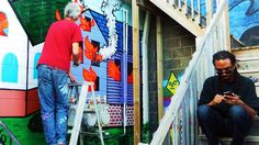 Lisa Viger: Street ART in a Small Town