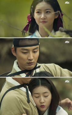 Added episodes 1 and 2 captures for the Korean drama 'Mirror of the Witch'.