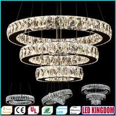 Find More Pendant Lights Information about Luxury LED Crystal Pendant Lights Hanging Light Lamps Fixtures For Bedroom Dining Room Ac 100 to 240v CE UL Kingdom Lighting,High Quality fixture parts,China lamp clearance Suppliers, Cheap lamp salon from LED KINGDOM LIGHITNG on Aliexpress.com