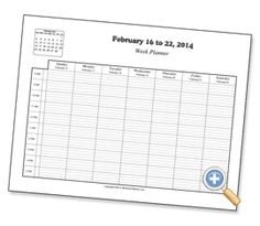 Sites To Find The Perfect Free Printable Calendar Template All