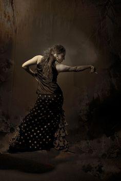 Marina Elana Scannell and Fanny Ara. Flamenco Dancers. Portraits. San Francisco. CA   Chigirev Portrait Photography