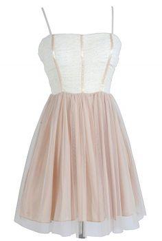 Pink Princess Tulle Dress
