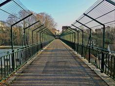 Herblay/France by Prendas Joaquim Walkway, Sky, Urban, Awesome, Plants, Gifs, Lugares, Sidewalk, Heaven