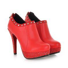 Girls cute fashion cheap ankle boots warm color back zipper sequin shoe