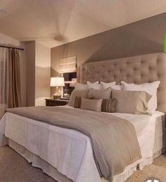 Wonderful Romantic Master Bedroom Design Ideas 5 ~ Home Decor Ideas Cozy Bedroom, Bedroom Sets, Bedroom Apartment, Home Decor Bedroom, Bedroom Furniture, White Bedroom, Bedding Sets, Decor Room, Romantic Master Bedroom Ideas