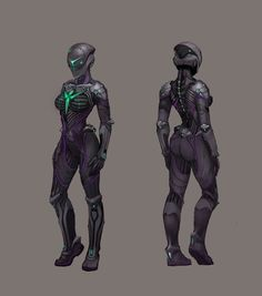 Vanu Sovereignty female infiltrator by ~Hebime on deviantART - this would be such fun to cosplay!