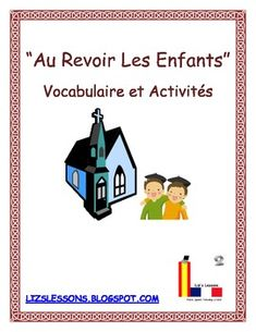 "$ Show the film ""Au revoir les enfants"" in your French class!"