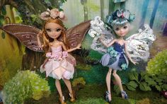 Lot of 2 Ever After High Fairy Dresses | eBay