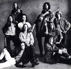 Irving Penn  Rock Groups, San Francisco – Big Brother and the Holding Company and The Grateful Dead, 1967