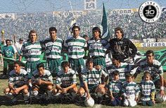 RECORDAR ES VIVIR…30 AÑOS DE HISTORIA DEL CLUB SANTOS LAGUNA Club Santos, Football Mexicano, As Roma, Real Madrid, Champion, Soccer, Hero, Sports, Future