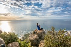 Climb above Cape Town. Cape Town, Climbing, South Africa, Adventure, Mountains, Places, Nature, Travel, Naturaleza