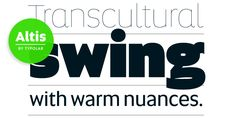 Altis, a sans serif family by Typolar Cool Typography, Typography Letters, Typography Design, Hand Lettering, Graphic Design Fonts, Graphic Design Inspiration, Logo Design, Contemporary Fonts, Typeface Font