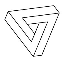 Image result for penrose triangle