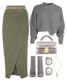 """""""Some Boys"""" by silhouetteoflight ❤ liked on Polyvore featuring Christine Alcalay, Gianvito Rossi, Tory Burch and Miu Miu"""