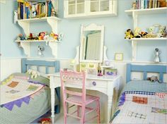 Kids Room Ideas For Two Girls boy/girl shared room ideas (paint, colors, pictures, design