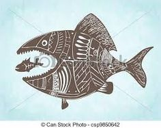 Image result for patterned fish