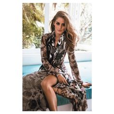 The Olivia Palermo Lookbook : Olivia Palermo For Sunday Life Magazine